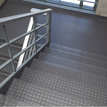 Flexco Rubber Stair Treads